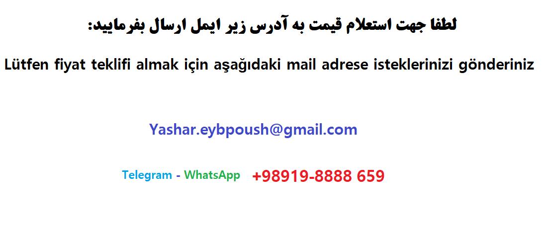 اطلاعات تماس یاشار عیب پوش مترجم ترکی استانبولی
